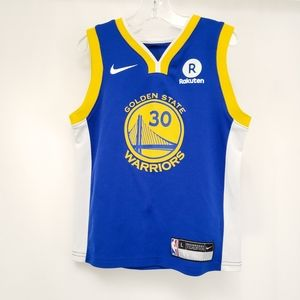 Youth Golden State Warriors Stephen Curry Jersey